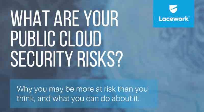 What are Your Public Cloud Security Risks?